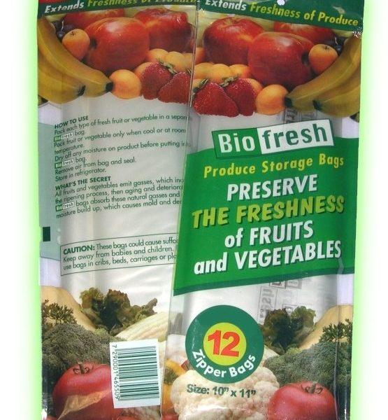 Bio Fresh bags