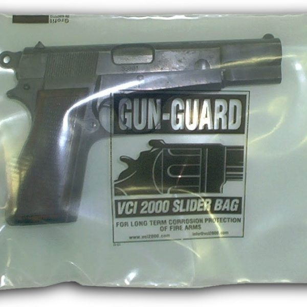 VCI Gun Guard slider bag