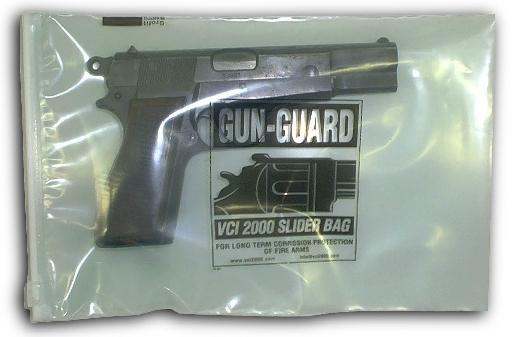 VCI fire arm bag